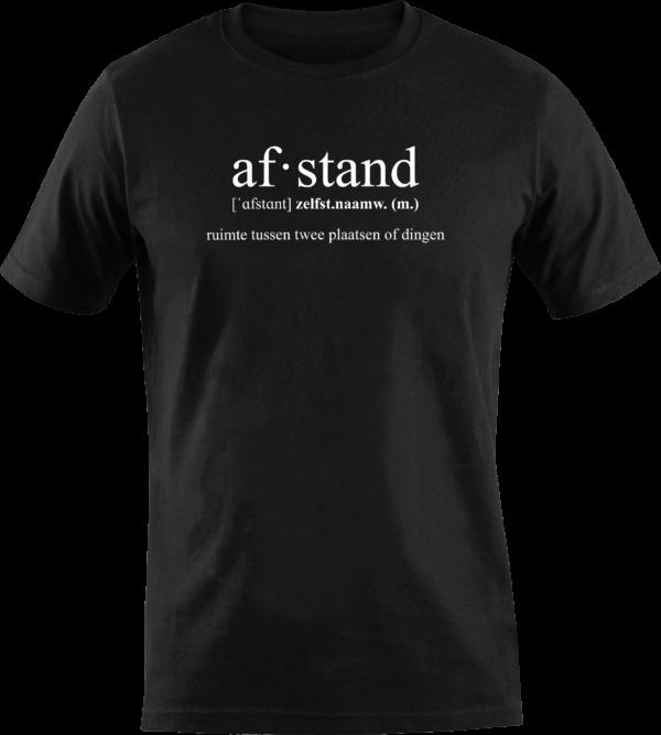 Afstand T-shirt